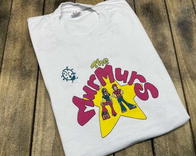 XL * vintage early 90s The MurMurs band t shirt * You Suck indie alt alternative college rock * 34.186