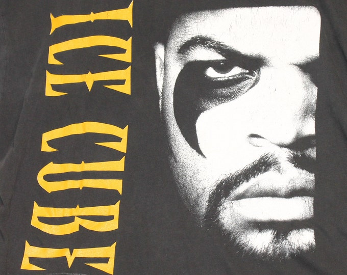 XL * vtg 90s 1998 Ice Cube war and peace vol 1 t shirt * rap * 33.156