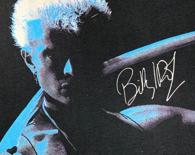 XS * thin vtg 80s 1983 Billy Idol t shirt * tour * 31.149
