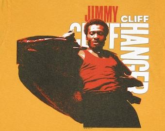 S/M * thin vtg 80s 1986 Jimmy Cliff t shirt * reggae * small medium * 99.33