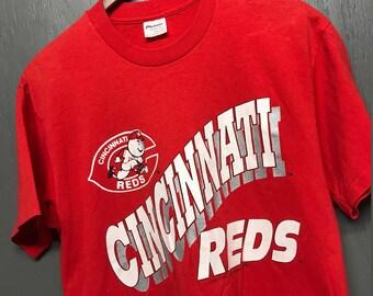 M vintage 1991 Cincinnati Reds t shirt