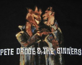 XL/XXL * NOS vtg 90s 1996 Pete Droge & The Sinners t shirt * 36.165