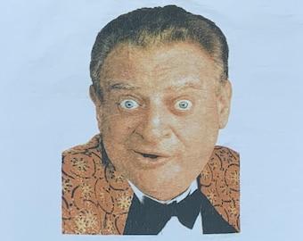 XL * vtg 90s 1997 Rodney Dangerfield Meet Wally Sparks movie promo t shirt * 3.192