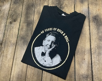 XL/XXL * vtg 90s 1996 Jerry Lee Lewis t shirt * 101.62 concert tour