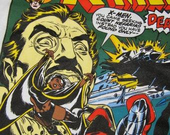 XL * NOS vtg 80s 1989 X MEN Marvel Comic t shirt * 38.165