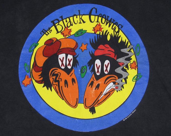 XL * vtg 90s 1993 The Black Crowes tour t shirt * 2.140