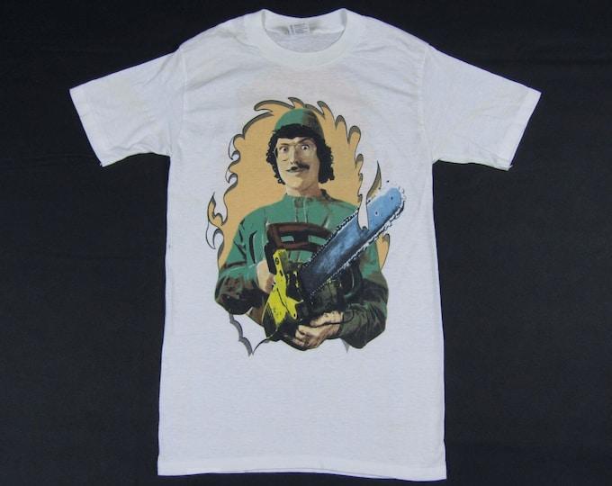 XS * NOS vtg 80s 1985 Weird Al Yankovic like a surgeon Stupid tour t shirt * 89.75