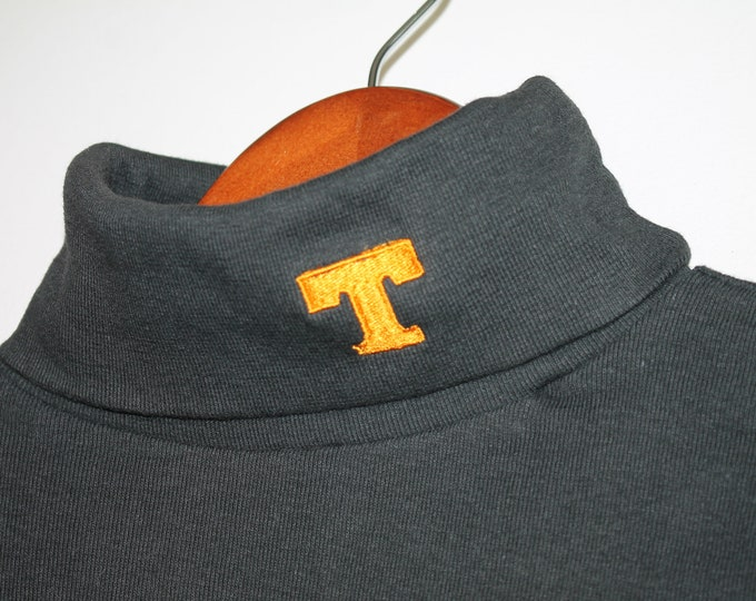 XL * NOS vtg 90s Tennessee Vols turtleneck shirt * volunteers * 10.165