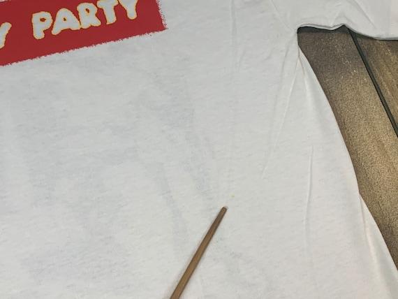 M * nos vtg 90s 1997 Janes Addiction itz my party… - image 8