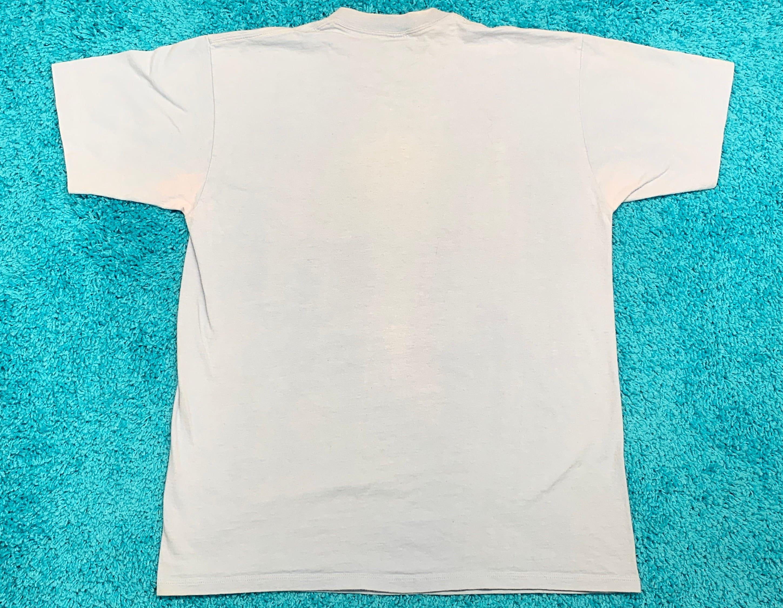 FIFTEEN Punk lookout Band Crimpshrine White T-shirt Short Sleeve