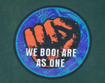 XL * vtg 90s The Boo Radleys we boo are as one t shirt * alt rock britpop shoegaze dream pop * 36.169