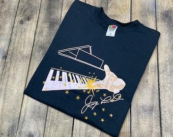 XXL * vintage Jerry Lee Lewis t shirt * concert tour * 68.165