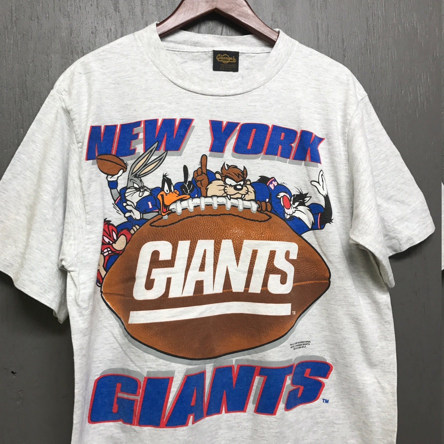 d246c9dc0 Vintage New York Giants T Shirts - BCD Tofu House