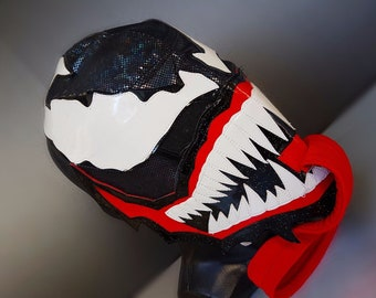 Venom wrestling mask luchador costume wrestler lucha libre mexican mask maske cosplay