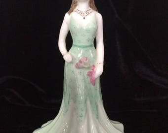 "Coalport ""Debutante Janine"" Bone China 1998"