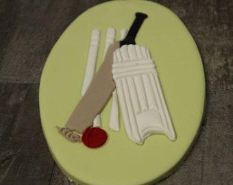 Cricket Cake Topper Handmade Sugarpaste