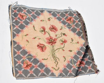 Beautiful Tapestry Fabric Square