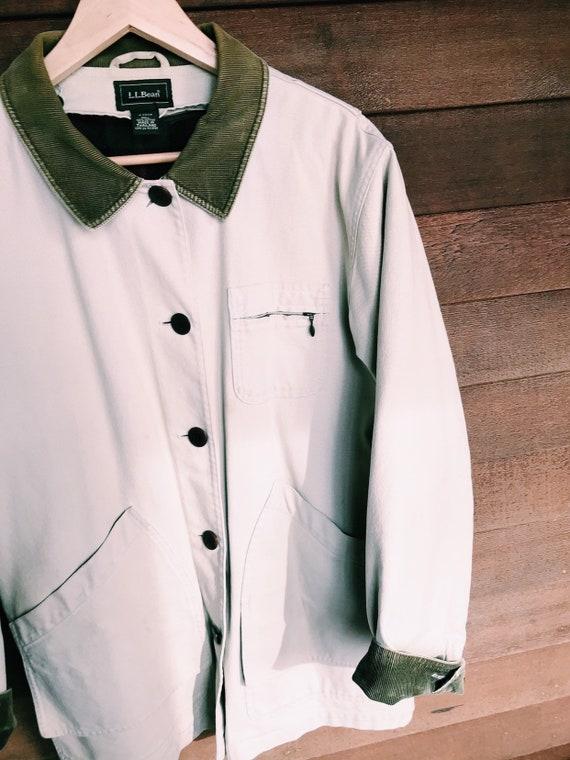 90s LL Bean Chore Coat