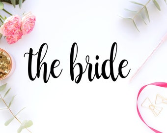 The Bride - The Bride Cut Out - The Bride SVG - The Bride DXF - The Bride PNG - The Bride Cricut - Bride png - Bride dxf - Bride svg -
