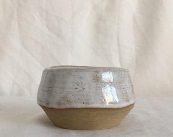52301811673b2a Small Hand Thrown Plant Pot
