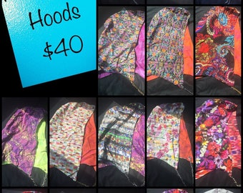 Festival Hood