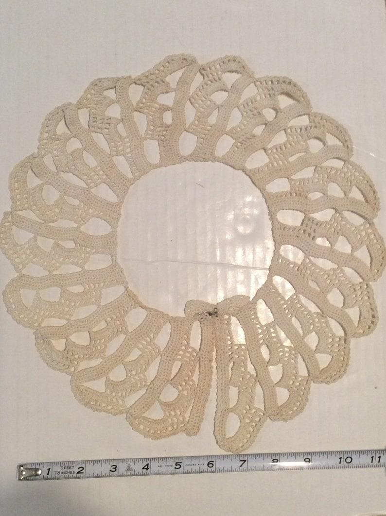 Handmade Crochet Collar