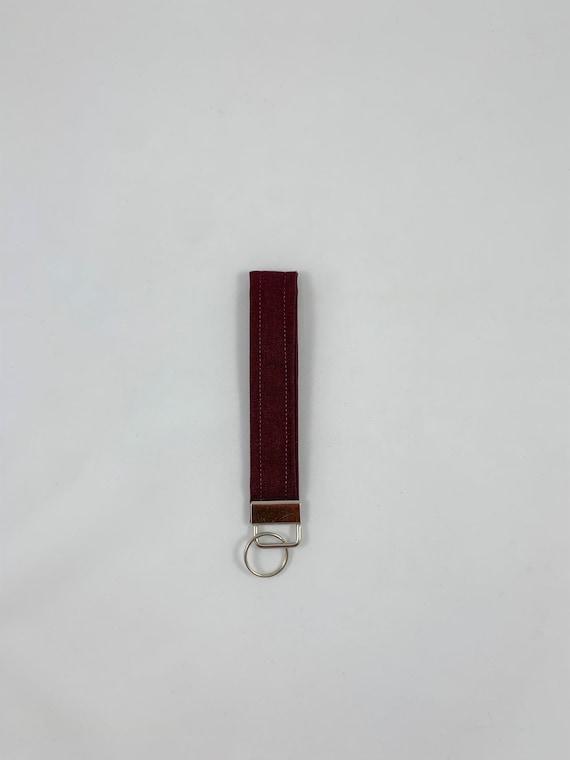 Burgundy / Maroon Keyfob