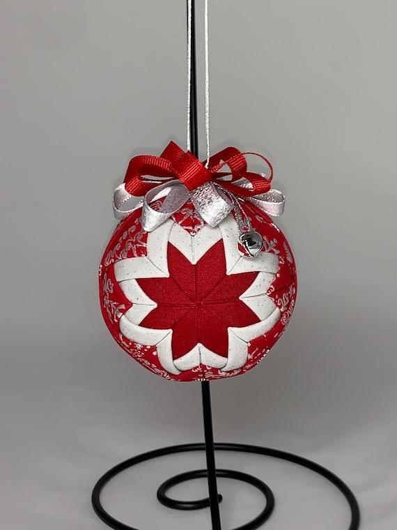 Personalized Fabric Ornament