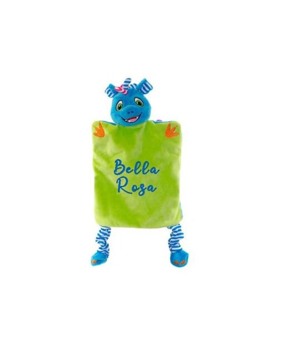 Personalized Dragon Puppet