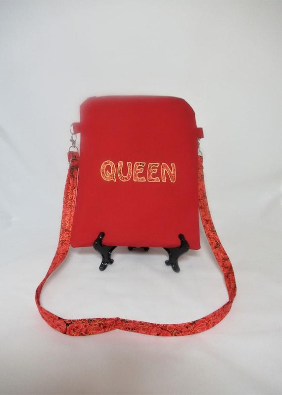 Queen Crossbody Bag
