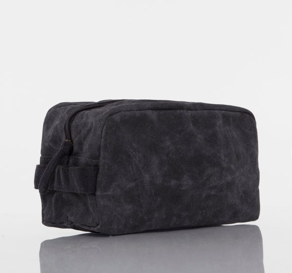 Black Personalized Travel Kit