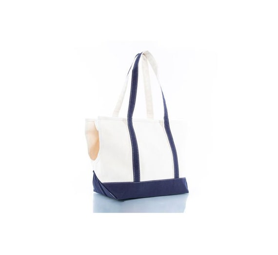 Navy Blue Personalized Pet Carrier, Personalized Pet Tote, Personalized Travel Tote Bag
