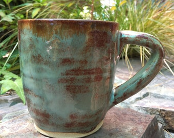 Stoneware Ceramic Mug