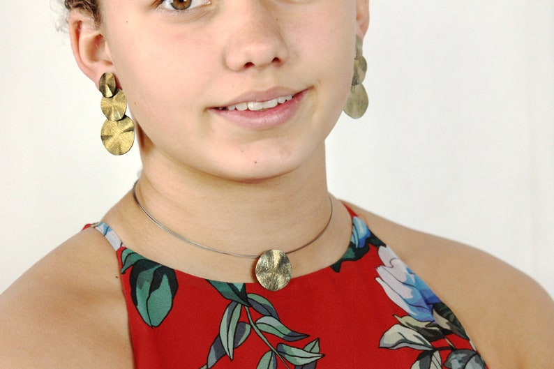 extremely light earrings hypoallergenic earrings Titanium chandelier Earrings titanium earrings,