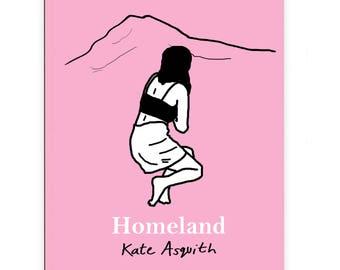 Homeland (Digital Poetry Chapbook)