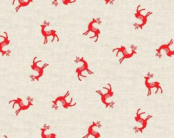 SCANDI CHRISTMAS - Red Reindeer
