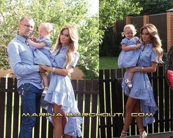 Family Matching Outfit  Father s Shirt 7202f115c