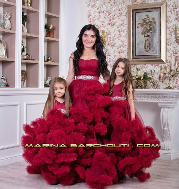 Mother Daughter Matching Dresses Set Of 2 Perfect