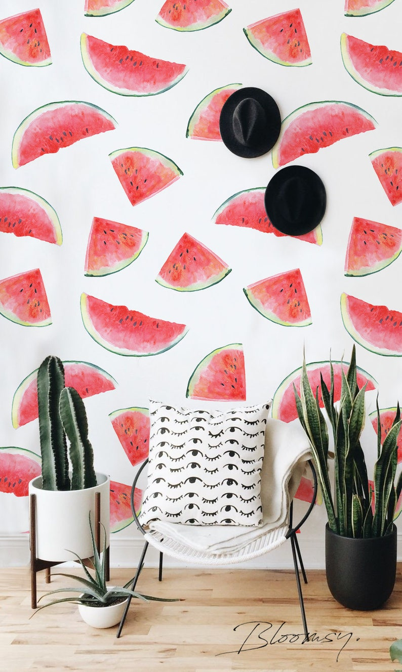 Best of Etsy Wallpaper for Every Room Room for