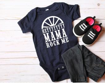 35ba373ce25c Heyyy Mama Rock Me bodysuit