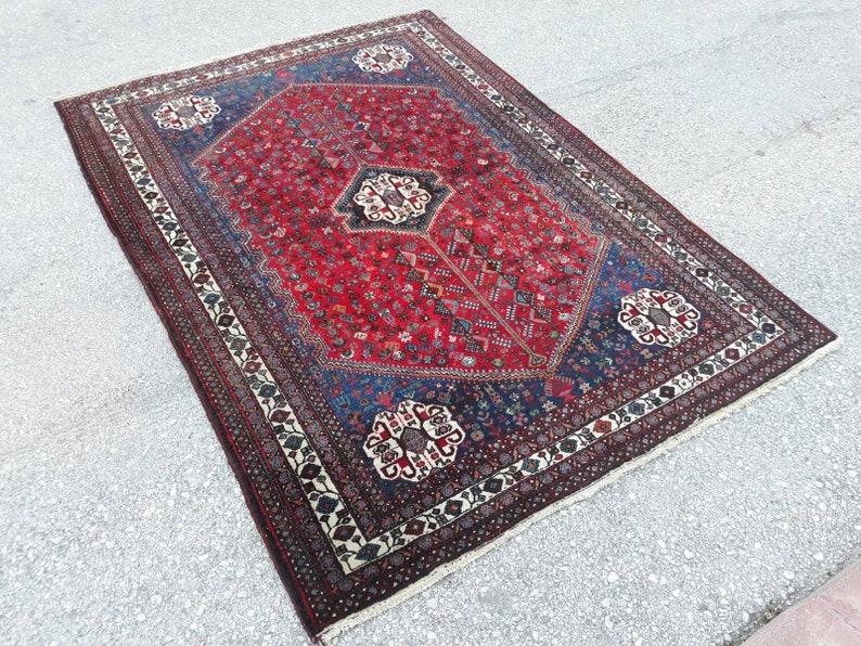 Turkish Oushak RugAnatolian CarpetTurkish RugTribal Rug image 0