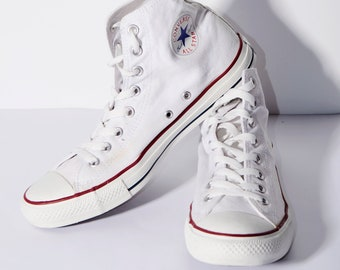 000567f68af2 CONVERSE classic white trainers