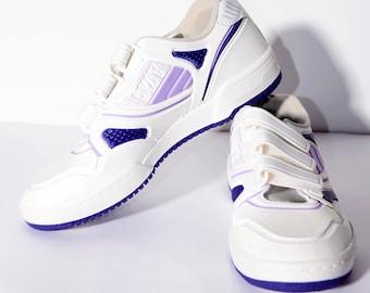 569cf17a9f40f Retro shoes   Etsy