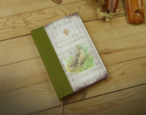 "Your hunting book ""The Woodcock"" Hunter Hunter shotgun game birds red bird sauvaginier small game Woodcock"