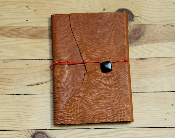 """Hunt hunting cognac leather notebook""""nature""""Huntress Hunter hunting wood hunting dogs hunt hunting hunting trophy"""