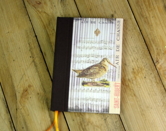 Gift book of hunting Woodcock game bird red bird sauvaginier shotgun Hunter small game Woodcock