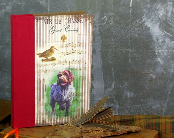 Gift hunters hunting book hunting dog hunting trackers and his thrush gift birthday Christmas gift St. Hubert