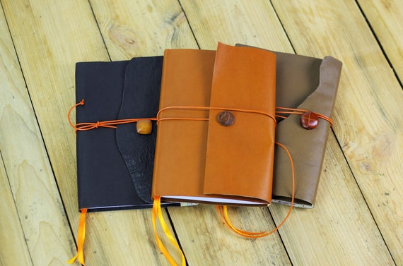 Hunting hunting cognac leather notebook Huntress Hunter hunting wood hunting hunting dogs in hunting gift St. Hubert