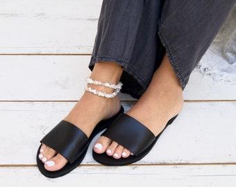 54d947be4a34f4 Women s Slide Sandals