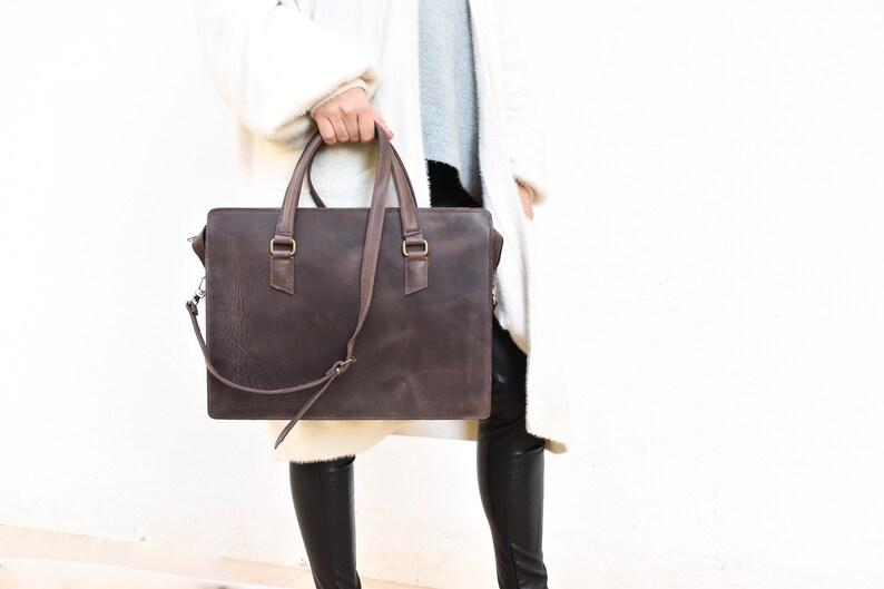 Shoulder bag, Genuine leather crossbody bagIos Messenger bag,Graduation bag,Office bag,Leather bag School bag Laptop bag Teachers bag